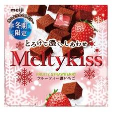 メルティーキッスフルーティー濃いちご 198円(税抜)