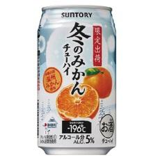 -196℃<冬のみかん> 98円(税抜)