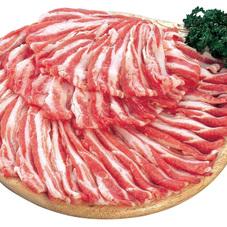 豚肉ばらスライス(解凍) 108円(税抜)