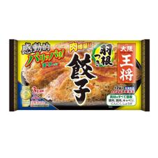羽根つき餃子 157円(税抜)