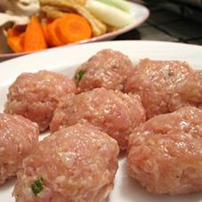 鍋三味国産鶏使用生つくね各種(解凍) 277円(税抜)