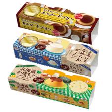 メイトーのプリン各種 137円(税抜)