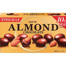 アーモンドチョコレート 10ポイントプレゼント