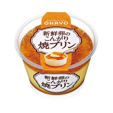 焼プリン 78円(税抜)