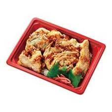 舞茸かき揚と5種の天丼 378円