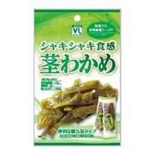 シャキシャキ食感茎わかめ 108円