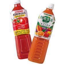 ●トマトジュース食塩無添加●野菜生活100オリジナル 148円(税抜)