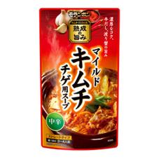 キムチチゲ用スープ 各種 257円(税抜)