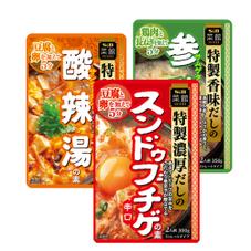 菜館 鍋つゆ各種 187円(税抜)
