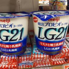 プロビオヨーグルトLG21 108円(税抜)