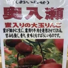 リンゴ(奥入瀬)1玉220円 500円