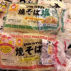 マルちゃん焼そば(ソース.塩) 100円(税抜)