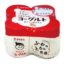 クラシックヨーグルト 148円(税抜)