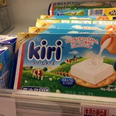 キリクリームチーズ 298円(税抜)
