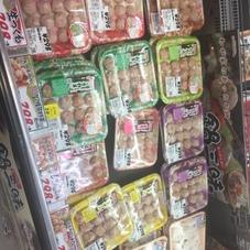 鍋用鶏団子 198円(税抜)