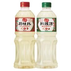 日の出寿新味料・日の出寿料理酒 138円(税抜)