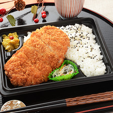 金ごまソースのチキンカツ弁当 498円