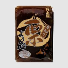 厚切り羊羮 栗 150g 69円(税抜)