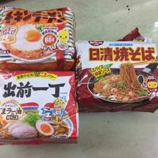チキンラーメン 焼そば 出前一丁 258円(税抜)