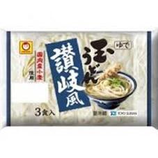 讃岐風玉うどん 98円(税抜)