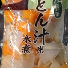 国産とん汁水煮 298円(税抜)