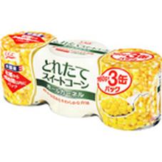 CGC スイートコーン 248円(税抜)