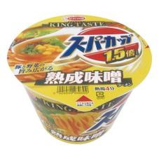 スーパーカップ1.5倍 熟成味噌ラーメン 108円