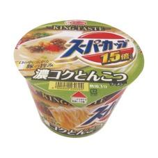 スーパーカップ1.5倍 濃コクとんこつラーメン 108円