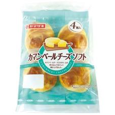 カマンベールチーズソフト 108円