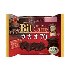 ビットカレカカオ70 197円(税抜)