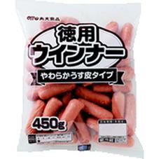 徳用ウインナー 298円(税抜)