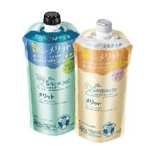 メリット詰替用・シャンプー コンディショナー 258円(税抜)