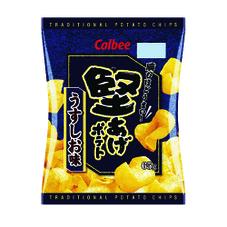 堅あげポテト・うすしお味 98円(税抜)