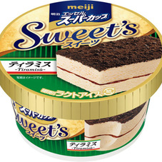 エッセルスーパーカップ Sweet's ティラミス 138円(税抜)