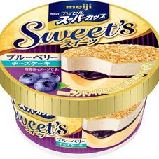 エッセルスーパーカップ Sweet's ブルーベリー 138円(税抜)