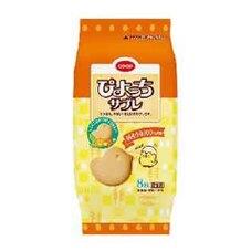 CO-OP ●ぴよっちサブレ ●ぴよっちサブレココア 158円(税抜)