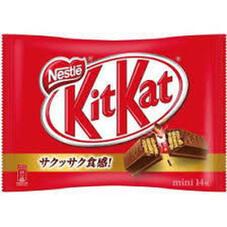 キットカットミニ 218円(税抜)