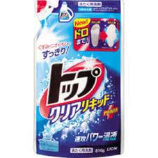 トップ クリアリキッド詰替 148円(税抜)
