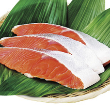 甘塩鮭切身 88円(税抜)