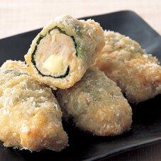 若鶏しそチーズ竜田揚げ 298円(税抜)