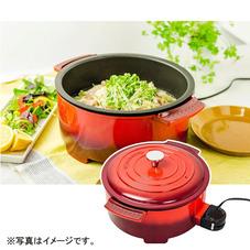 グリル鍋 3,980円(税抜)