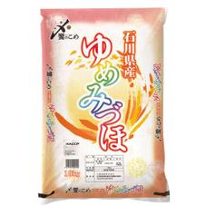 石川県産ゆめみづほ 3,180円(税抜)