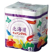 エリエール北海道キッチンタオル 125円(税抜)