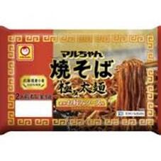太麺焼そば 濃厚甘口ソース・お好みソース・屋台風ソース 118円(税抜)