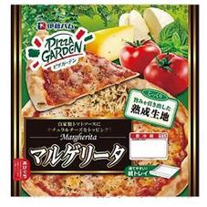 ピザガーデン マルゲリータ 198円(税抜)