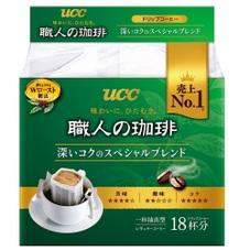 職人の珈琲 ドリップ深いコクのスペシャルブレンド 298円(税抜)