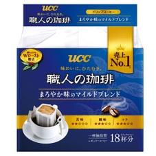 職人の珈琲 ドリップまろやか味のマイルドブレンド 298円(税抜)