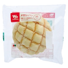 メロンパン 78円(税抜)