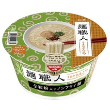 麺職人 とんこつ 85円(税抜)