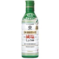 いつでも新鮮 味わいリッチ減塩しょうゆ 255円(税抜)